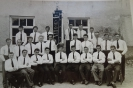 Fahnenweihe Burschenverein 7.7.1957